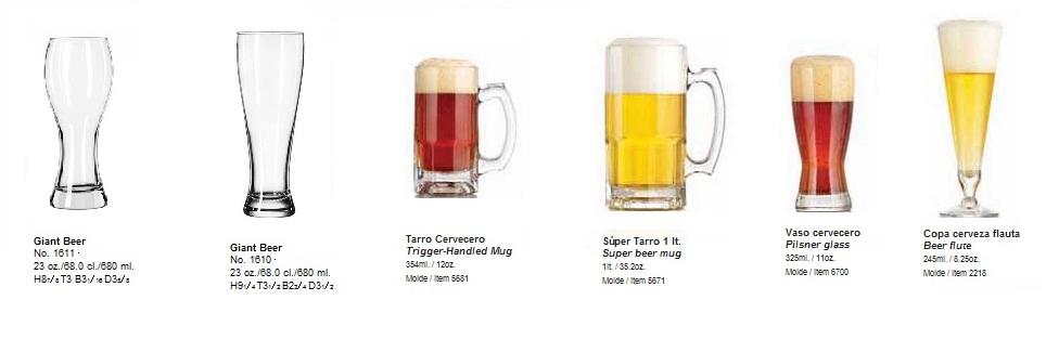 Productos para restaurante y bar grupo mar n for Cristaleria para bar